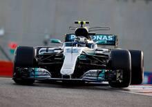 F1, GP Abu Dhabi 2017, Bottas: «Non potrei essere più contento»
