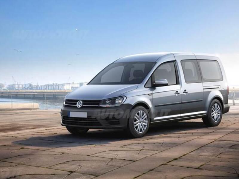 Volkswagen Caddy 2.0 TDI 102 CV Comfortline Maxi