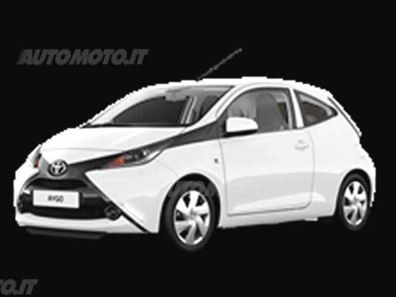 Toyota Aygo 1.0 VVT-i 69 CV 3 porte x-play MMT