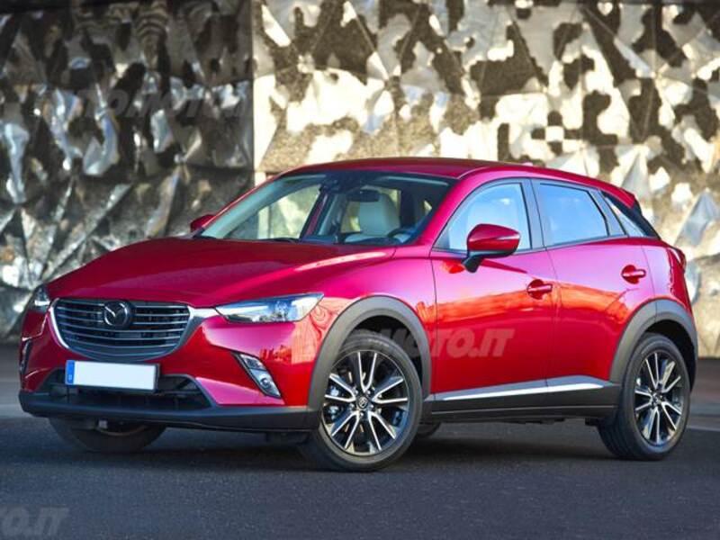 Mazda CX-3 1.5L Skyactiv-D 4WD Exceed