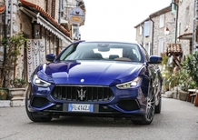 Maserati Ghibli, ecco i fari full LED Matrix