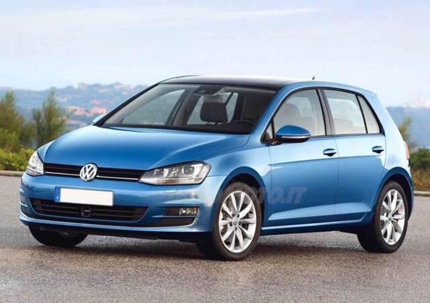 Volkswagen Golf 2.0 TDI 5p. Executive BlueMotion Technology