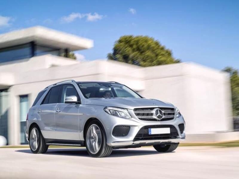 Mercedes-Benz GLE 500 e 4Matic Exclusive Plus