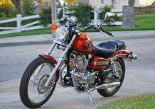Honda CMX 450 C