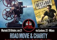 Da Ciapa La Moto: Road Movie & Charity. Martedì 20 ottobre