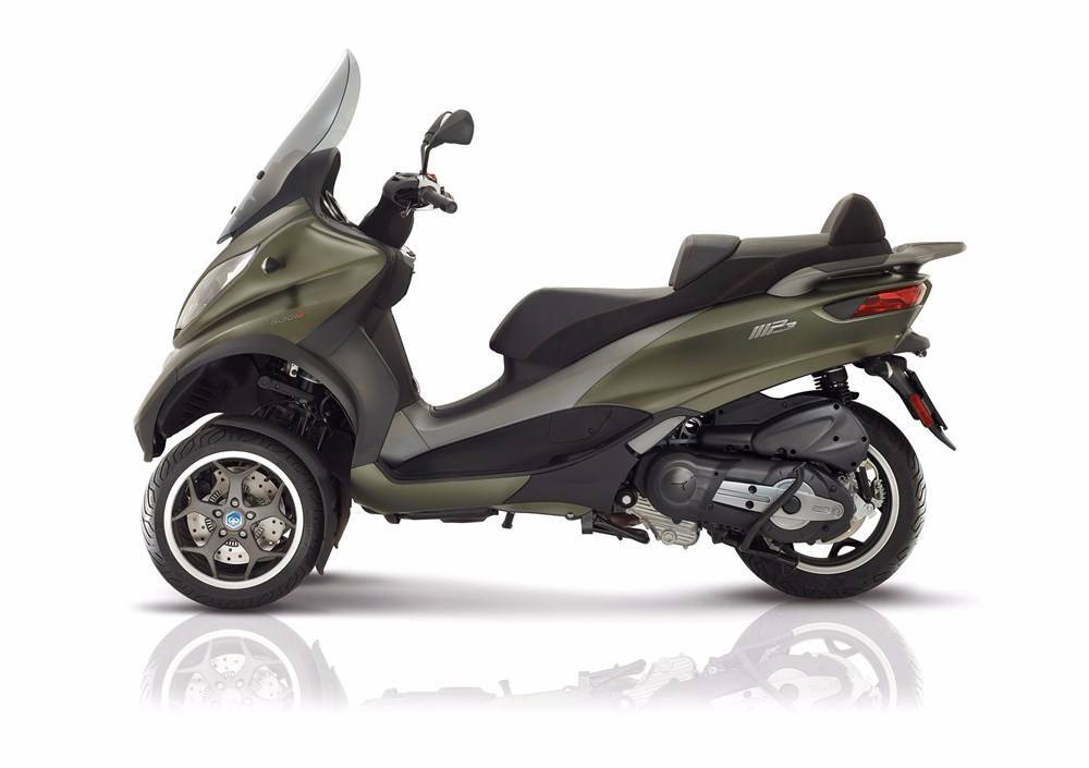 Piaggio MP3 500 ie Business LT (2017 - 18) (2)