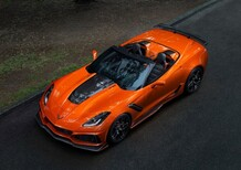 Corvette ZR1, torna la Convertible