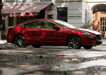 Mazda6 restyling, esordio a Los Angeles