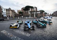 Formula E, al via la stagione 2017/2018