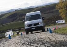 Volkswagen Crafter 4Motion: inarrestabile!