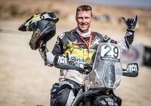 Andrew Short (Husqvarna): dal Supercross alla Dakar