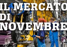 Mercato a novembre: crescita contenuta nel 4,2%. Il 2017 a +7,8%. Le Top 100