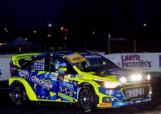 Monza Rally Show 2017, Day2: Mikkelsen – Neuville sempre davanti