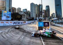Formula E, ePrix di Hong Kong: vince Abt