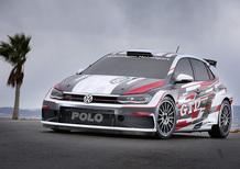 Volkswagen Polo GTi R5, svelata l'arma per il WRC2