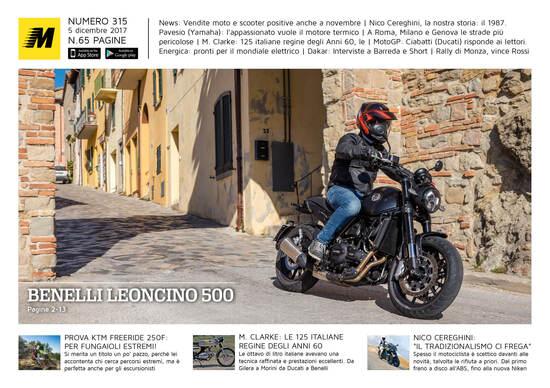 Magazine n° 315, scarica e leggi il meglio di Moto.it