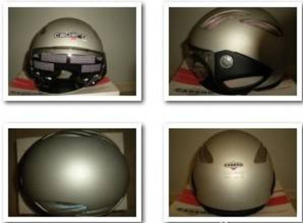 Casco Breeze Caberg