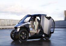 Peugeot, un triciclo per il progetto EU-LIVE