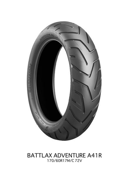 Bridgestone: cinque nuovi pneumatici premium Battlax (3)