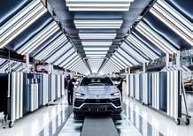 Lamborghini, viaggio nella super factory di Sant'Agata dove nasce il SUV Urus [Video]