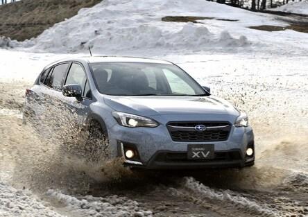 Nuova Subaru XV | Sicura, tenace, divertente sulla neve di Riga [Video]