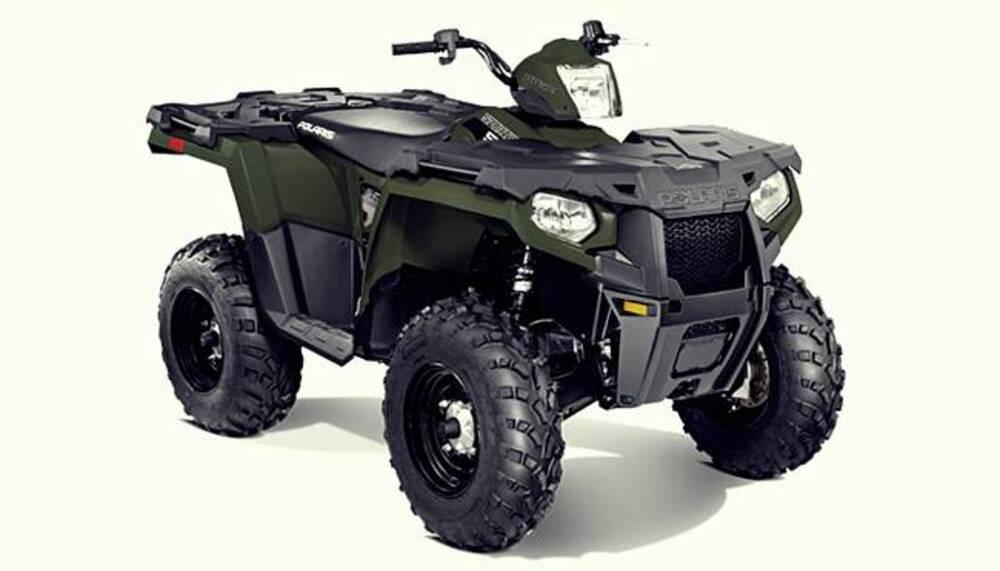 Polaris Sportsman 570 EPS 4x4 EFI (2017 - 19)