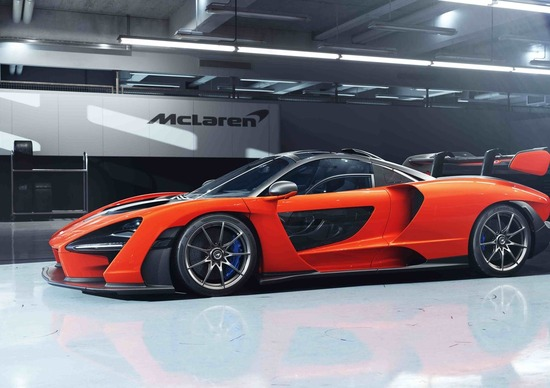 P15 Senna: here is the new McLaren Ultimate Series