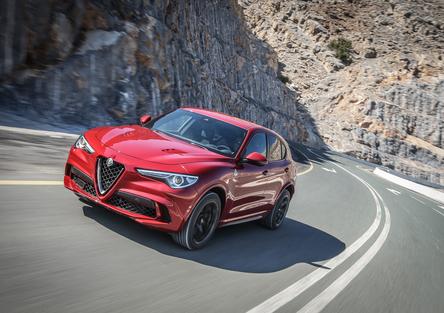 Alfa Romeo Stelvio Quadrifoglio, un diavolo [Video]