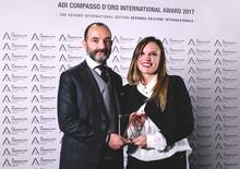 Dainese vince il Compasso D'Oro International Award 2017