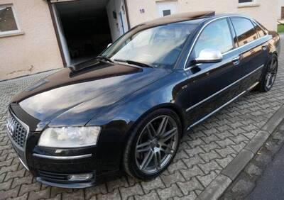 Audi A8 L 4.2 V8 FSI quattro tiptronic del 2008 usata a Napoli