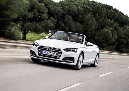 Audi A5 cabrio   Aperta è tutta un'altra musica... [Video]