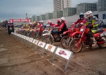 Motorshow di Bologna, grande successo per il motocross d'epoca