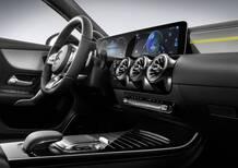 Mercedes, debutto a Las Vegas per un nuovo sistema di infotainment
