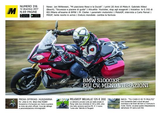 Magazine n° 316, scarica e leggi il meglio di Moto.it