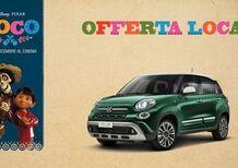 1000 € di sconto su Fiat: per il nuovo film natalizio Disney