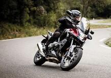 Honda VFR1200X Crosstourer e Travel Edition 2016