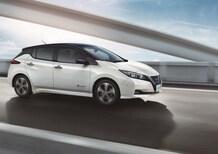 Nuova Nissan Leaf, la rivoluzione elettrica già in strada