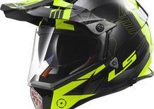 LS2: casco Pioneer MX436