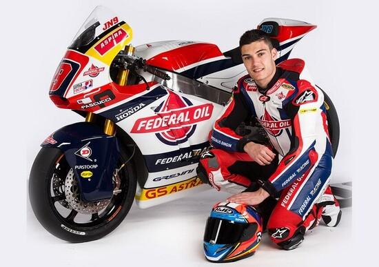 Leovince e Gresini Racing di nuovo insieme nel 2018