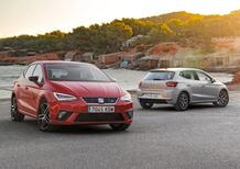 Seat Ibiza, ecco i nuovi motori 1.6 TDI