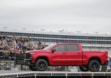 Nuovo Chevrolet Silverado 2019