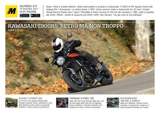 Magazine n° 317, scarica e leggi il meglio di Moto.it