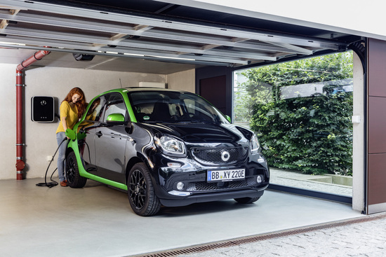 Smart only electric: la city car a zero emissioni, con speciali servizi dedicati