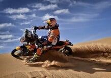 Campioni del Mondo, Rally Raid. Matthias Walkner