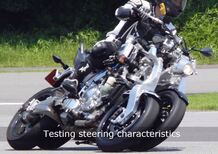 Yamaha OR2T: le ruote salgono a 4