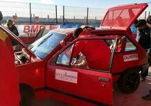 Dalla provincia di Brescia l'auto con alimentazione a biomassa