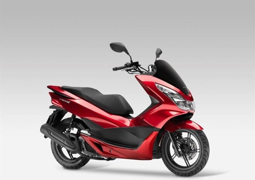Honda PCX 125 (2014 - 16) (2)