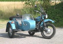 Dnepr MT 16 Sidecar