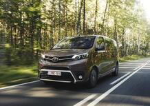 Toyota Proace Verso | Può un furgone sostituire l'auto di tutti i giorni? [Video]