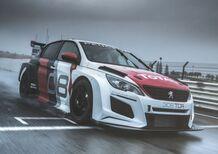Peugeot 308TCR, pronta per il 2018